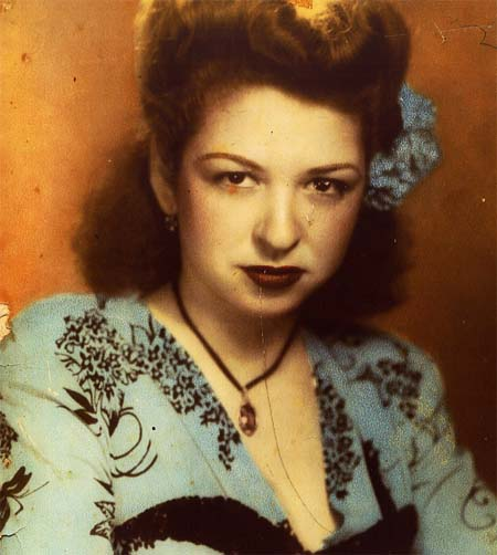 My maternal Grandmother: Vixen